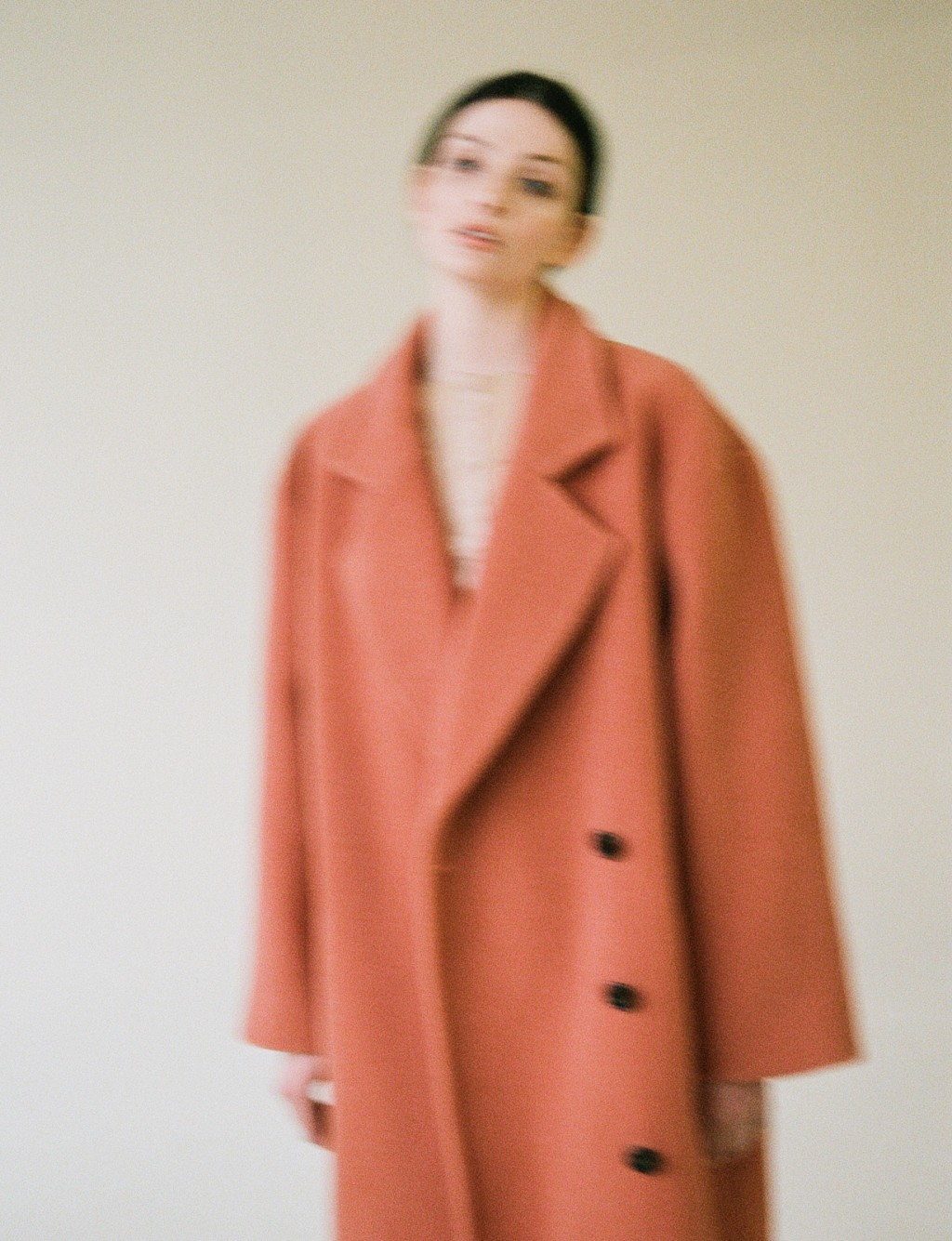 Thanh Nguyen  Blurred Lines & Strokes for One Magazine